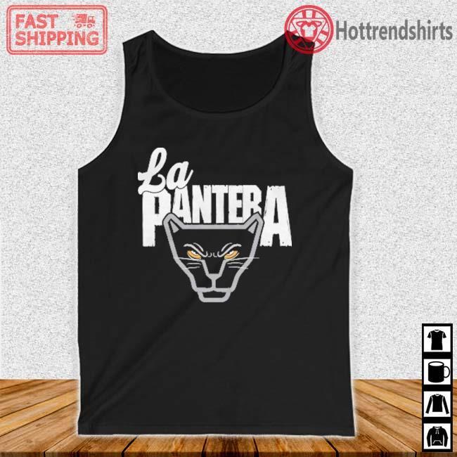 Luis Robert La Pantera Shirt Tank top den