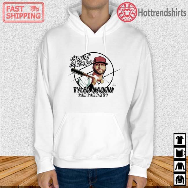 Naquin Dingers Tyler Naquin Shirt Hoodie trang