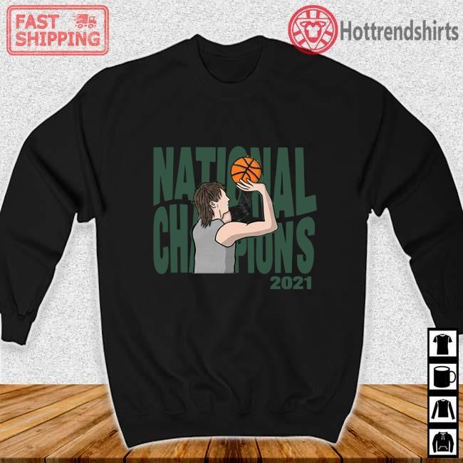 National Champions 2021 Basketball Shirt Sweater den