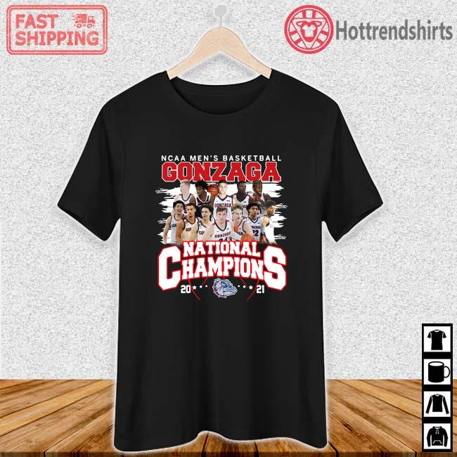 Ncaa men's basketball Gonzaga Bulldogs national champions 2021 Ladies den