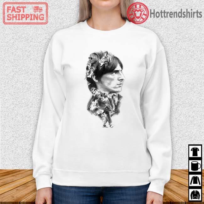 Paul Weller Montage Shirt Sweater trang