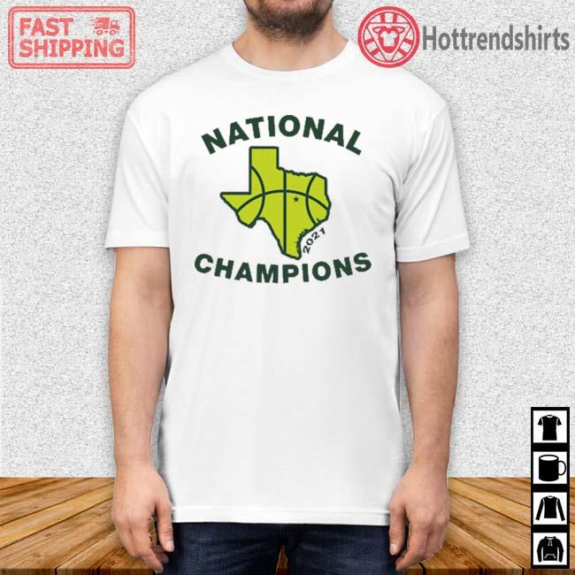 Texas Waco National Champions 2021 Shirt
